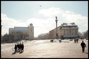 Warsaw by clamia