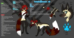 Kristofferson New Ref 3.0 by Naheska