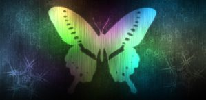butterfly by drmaxmad