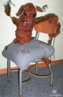 Self Portrait-chair by MeMiMouse