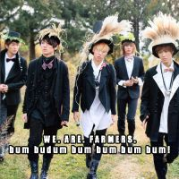 SHINee Macro:.SHINee Farmers.: by xrinnn