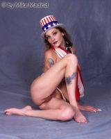 The Patriot 4 Michelle Monroe by wellusedcamera