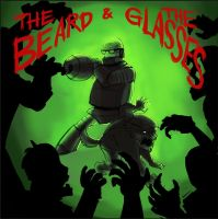 Beard and Glasses zombies by azimuth-oakes