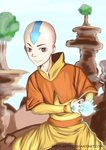 The Last Airbender by Hiro-Arts