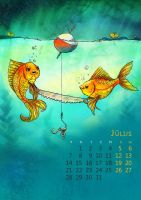 July by mary-petroff