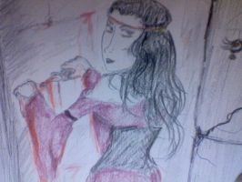 The Mad Queen of Dunsinane by Lovely-Madness-13