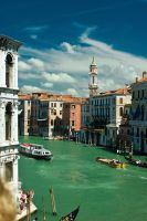 VENICE_FROM_RIALTO_BRIDGE by My-he-art