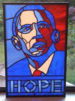 "Obama ""Hope"" by AidanT"