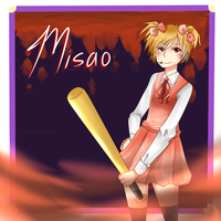 Pewdiepie Misao by Magianwizard