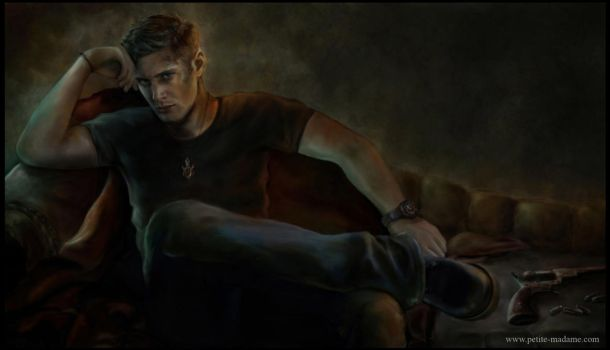 Dean W. - Abandon all Hope by Petite-Madame