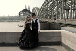Gothic Cologne by Simandi