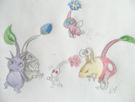 Pikmin part 2 by vanazza