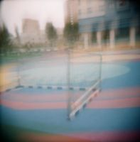 cold n windy empty playground by ulcore