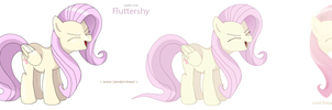 Fluttershy by Castle-com