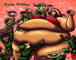 Her Holiday Wish by Ray-Norr