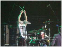Harry Judd in Brazil by nandacinderella