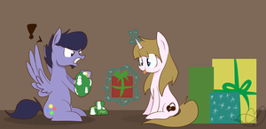 Wrapping! by Balloons504