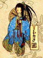 Japanese Virgo by faithfair