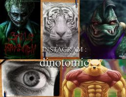 INSTAGRAM : dinotomic by AtomiccircuS