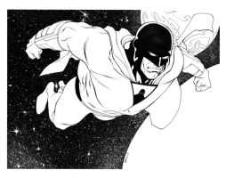 Sketch Blog Space Ghost by RobertAtkins