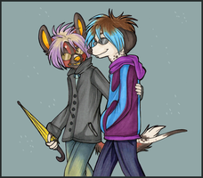 Take a Hike by Captain-Squeak