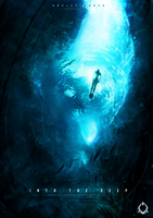 Into The Deep1 by Marcoartworks