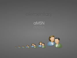 aMSN elementary style by spg76