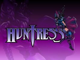 Huntress by MMcDArt by Superman8193