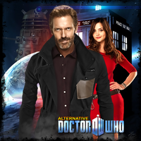 Alternative Dr Who by PZNS