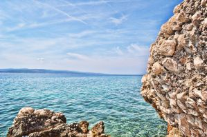 Adriatic sea by Letyi