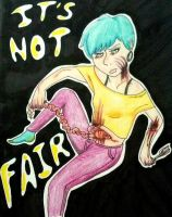 It's Not Fair by Pirate-Envy
