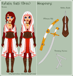 AC - Katalin Reference Sheet by porcelian-doll