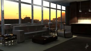 3D Apartment by Papaleo