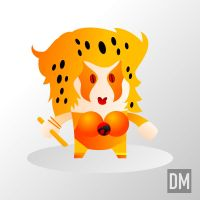 Cheetara by DanielMead