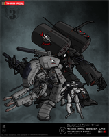 TRDL - Spazierend Panzer Group by TRDLcomics