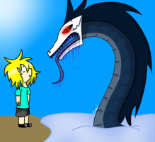 .:Charles the Little Blond Boy:. :contest entry: by PimpDaddyPenisSquid
