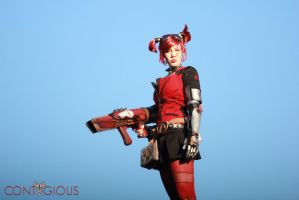 Gaige: Borderlands 2 by ContagiousCostuming
