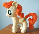 Carrot Top Plush by Pinkamoone