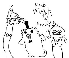 Five Nights at Freddy's by protoss722