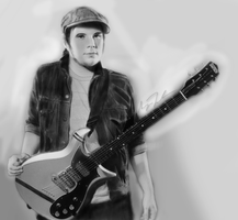 Patrick Stump .Finished. by MeganImel