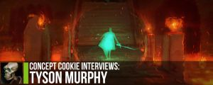 Interview: Tyson Murphy by ConceptCookie