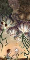 garlic by jenniferhom