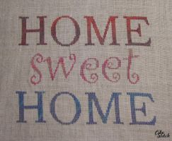 Home sweet Home by Skraya