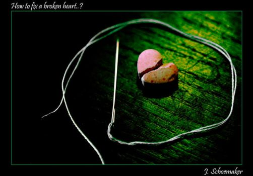 How to fix a broken heart...? by Jna1985