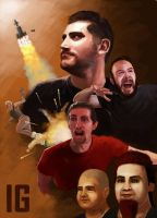 Inside Gaming: The Movie: The Game by thebigemp3