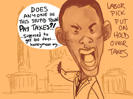 Obama and More Tax Problems by angryzenmaster