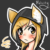 Emote : Felicity01 by Hitoraki