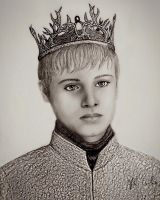 King Tommen by VKCole
