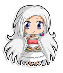 Mini- chibi Empress Kake by izka197