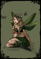 Titania. by Red-Queen666